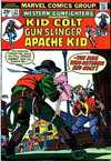 Western Gunfighters #22 comic books for sale