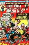 Western Gunfighters #32 comic books for sale