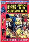 Western Gunfighters #8 Comic Books - Covers, Scans, Photos  in Western Gunfighters Comic Books - Covers, Scans, Gallery