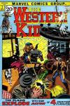 Western Kid Comic Books. Western Kid Comics.