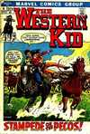 Western Kid #4 comic books for sale