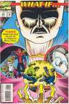 What If? #53 comic books - cover scans photos What If? #53 comic books - covers, picture gallery