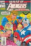 What If? #56 comic books - cover scans photos What If? #56 comic books - covers, picture gallery
