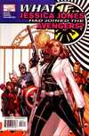 What If Jessica Jones Had Joined the Avengers? Comic Books. What If Jessica Jones Had Joined the Avengers? Comics.