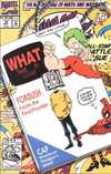 What The -- ?! #18 comic books - cover scans photos What The -- ?! #18 comic books - covers, picture gallery