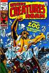 Where Creatures Roam #6 comic books - cover scans photos Where Creatures Roam #6 comic books - covers, picture gallery