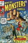 Where Monsters Dwell Comic Books. Where Monsters Dwell Comics.