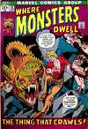 Where Monsters Dwell #13 Comic Books - Covers, Scans, Photos  in Where Monsters Dwell Comic Books - Covers, Scans, Gallery