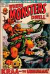 Where Monsters Dwell #15 comic books for sale