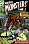 Where Monsters Dwell #4 Comic Books - Covers, Scans, Photos  in Where Monsters Dwell Comic Books - Covers, Scans, Gallery