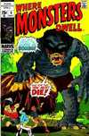 Where Monsters Dwell #9 comic books for sale