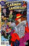 Where in the World is Carmen Sandiego? comic books