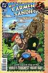 Where in the World is Carmen Sandiego? #3 Comic Books - Covers, Scans, Photos  in Where in the World is Carmen Sandiego? Comic Books - Covers, Scans, Gallery