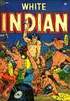 White Indian comic books