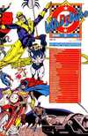 Who's Who Update '87 #1 comic books - cover scans photos Who's Who Update '87 #1 comic books - covers, picture gallery