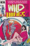 Wild Things comic books