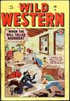 Wild Western #8 comic books - cover scans photos Wild Western #8 comic books - covers, picture gallery