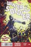 Winter Soldier #19 comic books for sale