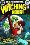 Witching Hour #34 comic books - cover scans photos Witching Hour #34 comic books - covers, picture gallery