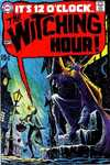 Witching Hour #4 comic books - cover scans photos Witching Hour #4 comic books - covers, picture gallery