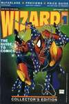 Wizard Magazine comic books