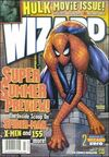 Wizard Magazine #142 comic books - cover scans photos Wizard Magazine #142 comic books - covers, picture gallery
