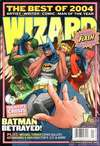 Wizard Magazine #159 comic books for sale