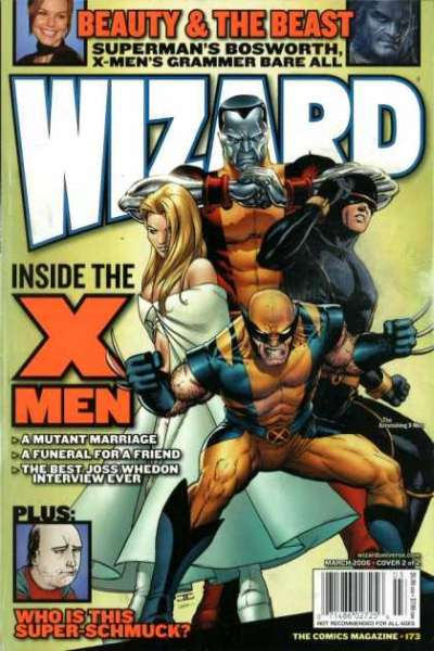 Wizard Magazine #173 comic books for sale