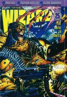 Wizard Magazine #25 comic books - cover scans photos Wizard Magazine #25 comic books - covers, picture gallery