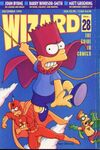 Wizard Magazine #28 comic books for sale