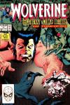 Wolverine #11 comic books - cover scans photos Wolverine #11 comic books - covers, picture gallery