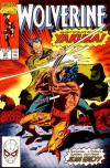 Wolverine #32 Comic Books - Covers, Scans, Photos  in Wolverine Comic Books - Covers, Scans, Gallery