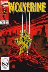 Wolverine #33 comic books - cover scans photos Wolverine #33 comic books - covers, picture gallery