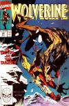 Wolverine #34 comic books - cover scans photos Wolverine #34 comic books - covers, picture gallery