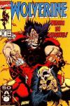 Wolverine #38 Comic Books - Covers, Scans, Photos  in Wolverine Comic Books - Covers, Scans, Gallery