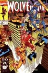Wolverine #42 Comic Books - Covers, Scans, Photos  in Wolverine Comic Books - Covers, Scans, Gallery