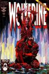 Wolverine #43 comic books - cover scans photos Wolverine #43 comic books - covers, picture gallery