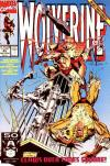 Wolverine #45 comic books - cover scans photos Wolverine #45 comic books - covers, picture gallery