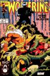 Wolverine #46 Comic Books - Covers, Scans, Photos  in Wolverine Comic Books - Covers, Scans, Gallery