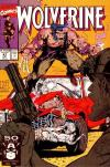 Wolverine #47 comic books - cover scans photos Wolverine #47 comic books - covers, picture gallery