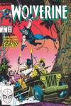Wolverine #5 comic books - cover scans photos Wolverine #5 comic books - covers, picture gallery
