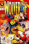 Wolverine #51 comic books - cover scans photos Wolverine #51 comic books - covers, picture gallery