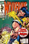 Wolverine #53 comic books - cover scans photos Wolverine #53 comic books - covers, picture gallery