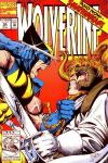 Wolverine #54 cheap bargain discounted comic books Wolverine #54 comic books