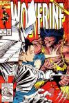 Wolverine #56 cheap bargain discounted comic books Wolverine #56 comic books