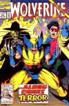 Wolverine #58 comic books - cover scans photos Wolverine #58 comic books - covers, picture gallery