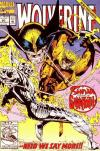 Wolverine #60 comic books - cover scans photos Wolverine #60 comic books - covers, picture gallery