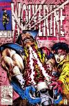 Wolverine #61 comic books - cover scans photos Wolverine #61 comic books - covers, picture gallery
