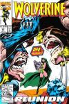 Wolverine #62 cheap bargain discounted comic books Wolverine #62 comic books