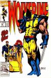 Wolverine #65 comic books - cover scans photos Wolverine #65 comic books - covers, picture gallery